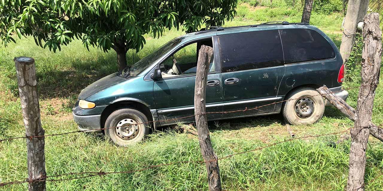 Se sale de la carretera en Salina Cruz | El Imparcial de Oaxaca