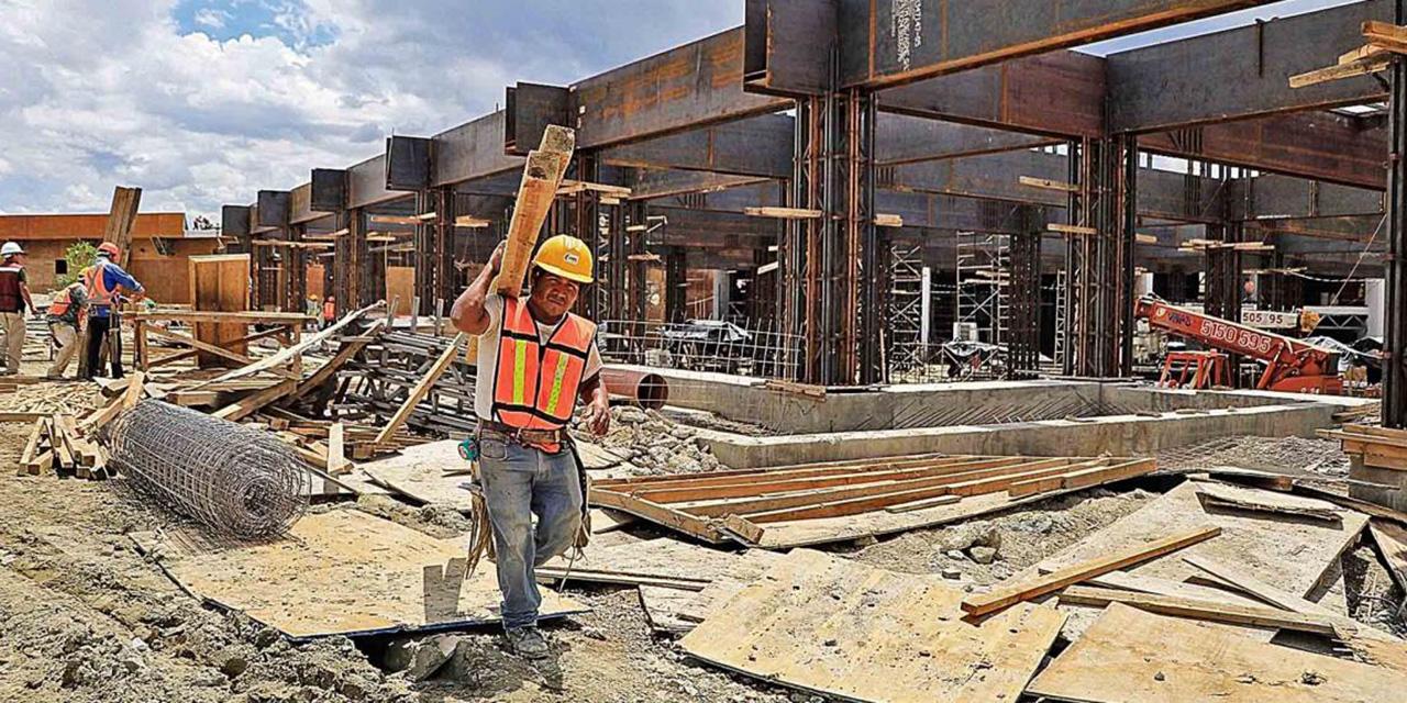 4T agudiza crisis en el sector de la construcción | El Imparcial de Oaxaca