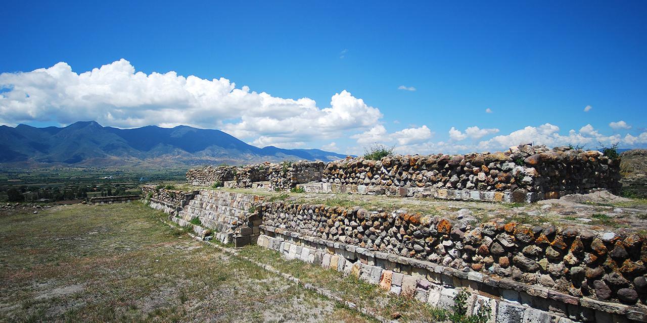 Limitan a dos días acceso a zona arqueológica de Yagul | El Imparcial de Oaxaca