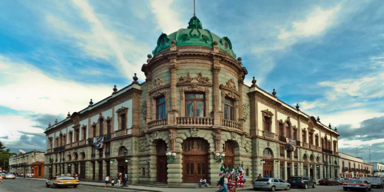 Teatro Macedonio Alcalá celebra su 112 aniversario | El Imparcial de Oaxaca