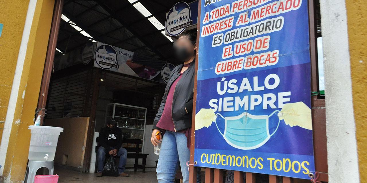 Mercado Cuarto Centenario sigue en pausa por pandemia   El Imparcial de Oaxaca