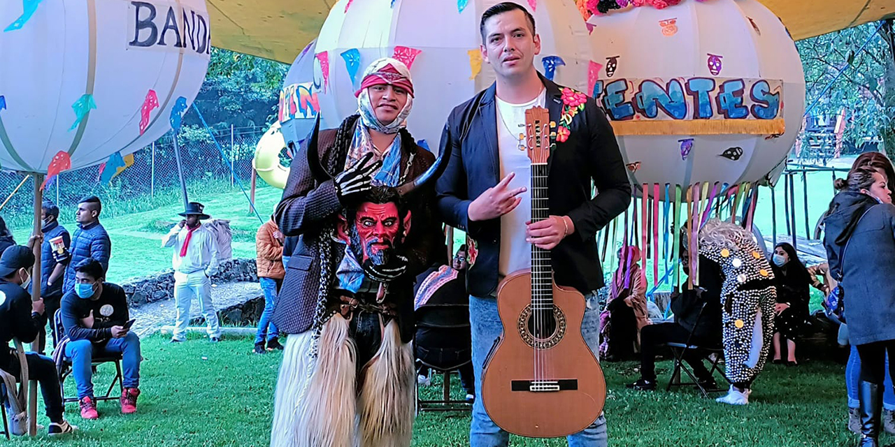 La Mixteca en Festival Muertero Carnavalero   El Imparcial de Oaxaca
