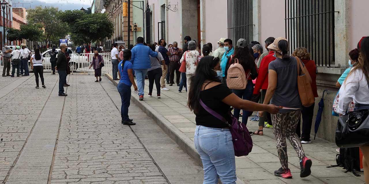 Oaxaca pasa a semáforo amarillo pese a pico de contagios   El Imparcial de Oaxaca