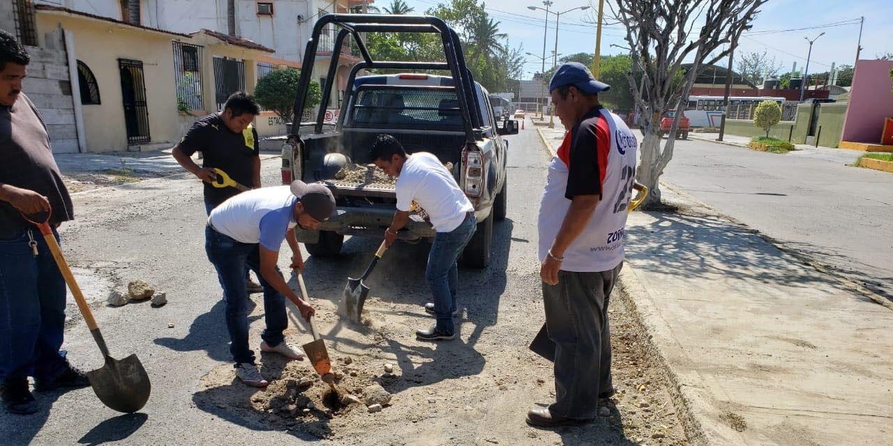 Calles de Salina Cruz, en deplorable estado | El Imparcial de Oaxaca