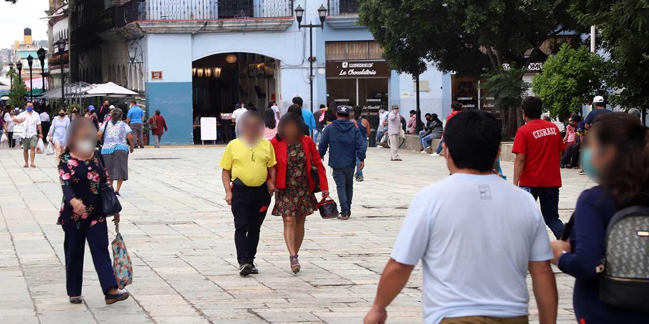 Se disparan 243.2%  defunciones en agosto   El Imparcial de Oaxaca