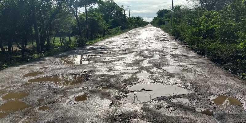 Exigen a CAO y SCT rehabilitación de carreteras dañadas por lluvias | El Imparcial de Oaxaca