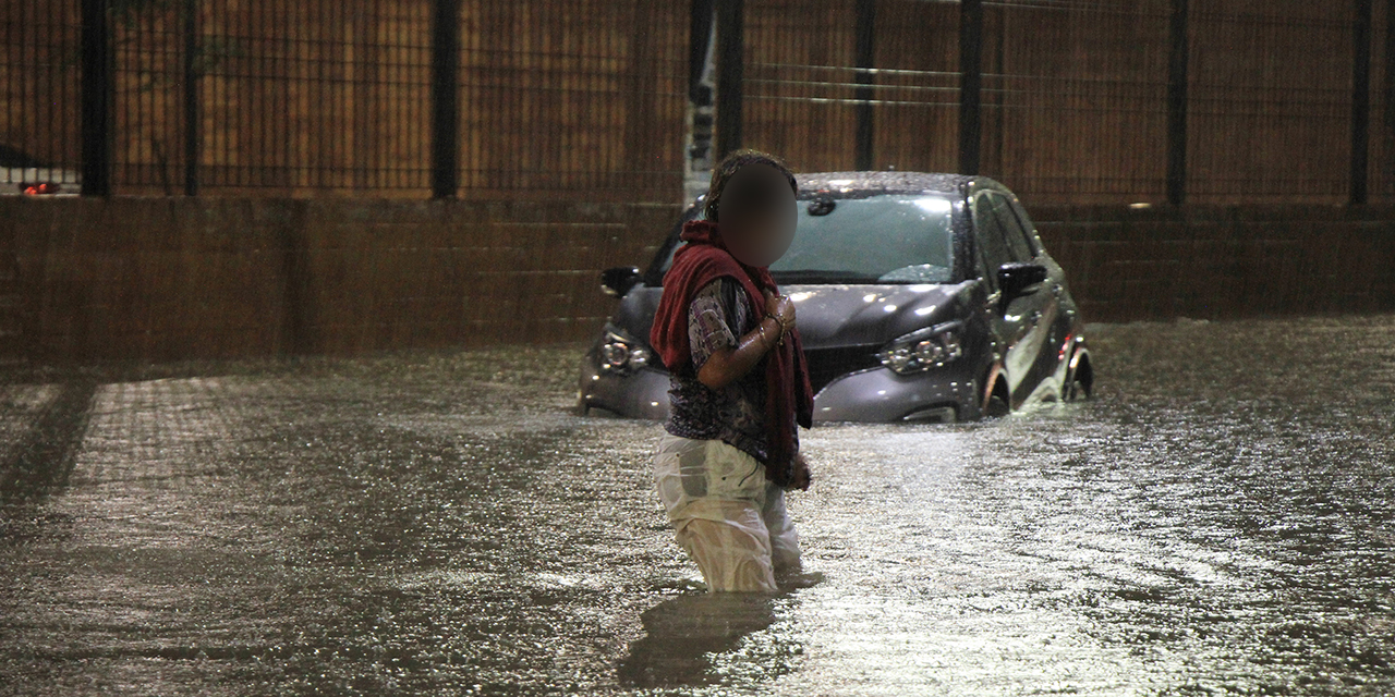 Lluvias torrenciales azotan la capital oaxaqueña   El Imparcial de Oaxaca