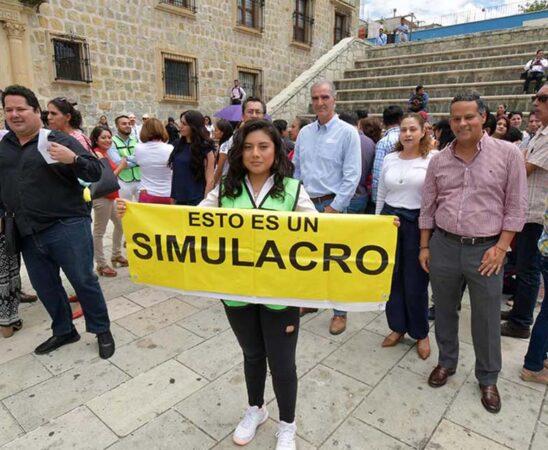 ¿Listo para el Segundo Simulacro Nacional? Aquí te decimos dónde y cómo participar en Oaxaca
