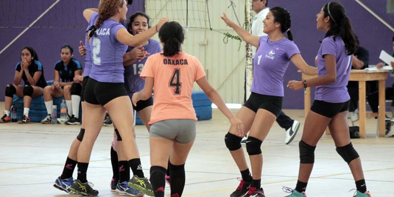 Inicia Liga de Voleibol en San Sebas   El Imparcial de Oaxaca