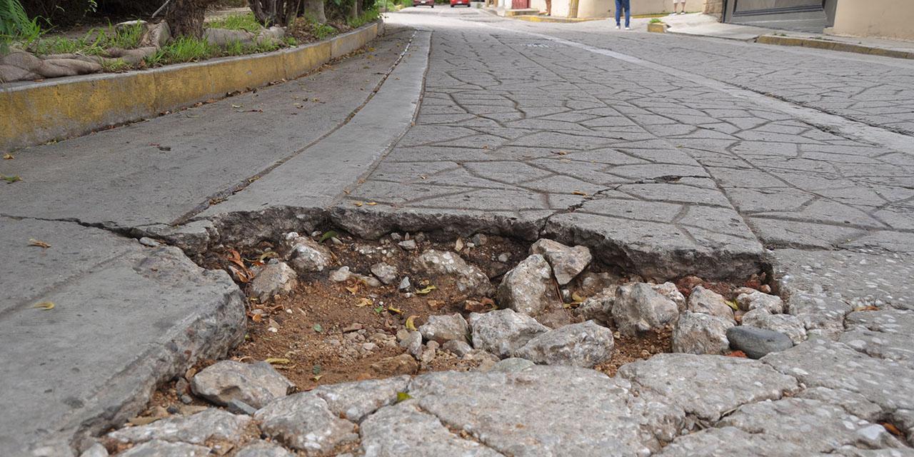 Estragos por lluvias y vehículos pesados agobian a la Cascada | El Imparcial de Oaxaca