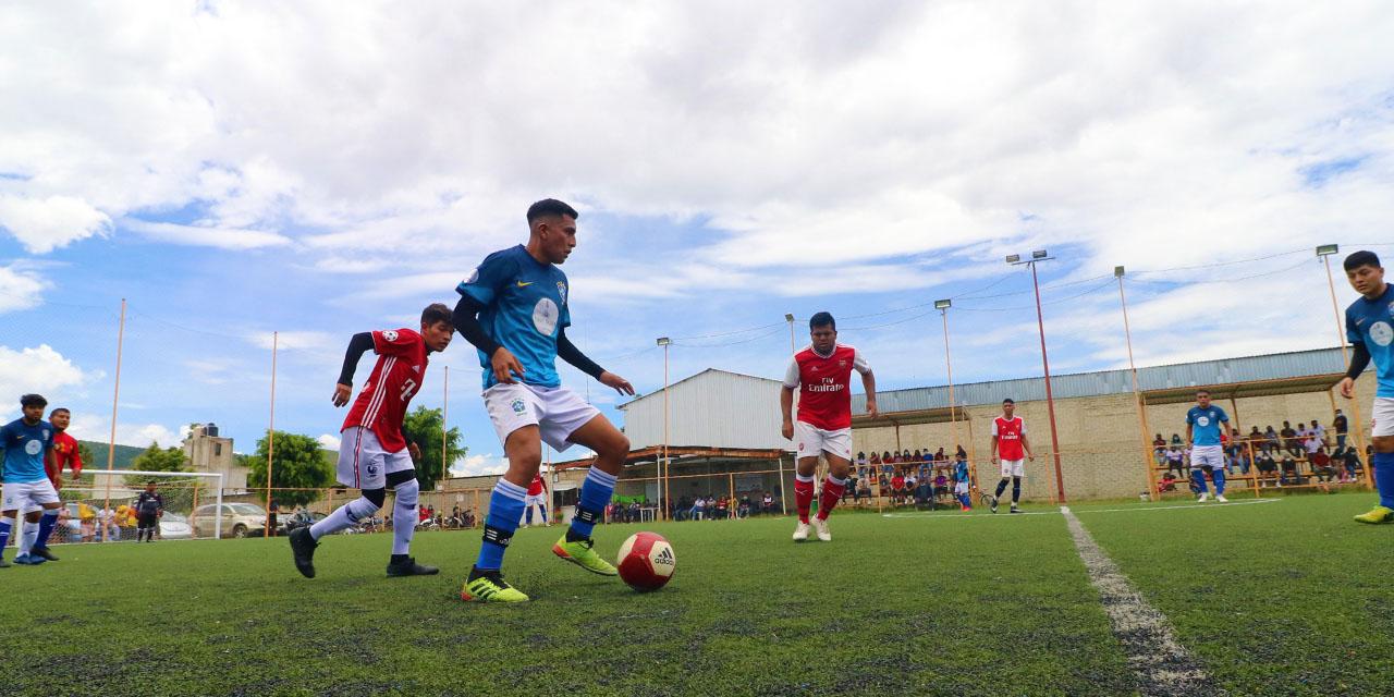 En acción jornada 16 de Torneo Roberto Cadena   El Imparcial de Oaxaca