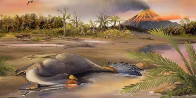 Hallan restos de núcleos de células de dinosaurios | El Imparcial de Oaxaca
