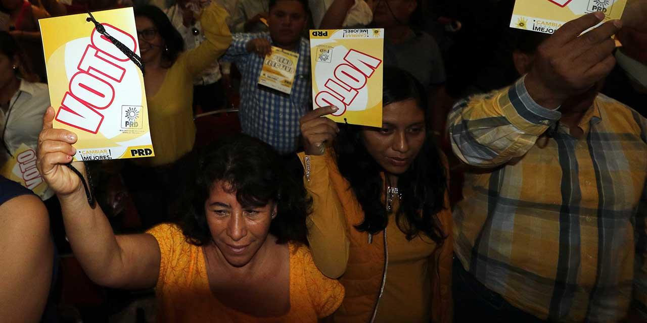 En crisis, lanza PRD llamado para ir en alianza en Oaxaca   El Imparcial de Oaxaca