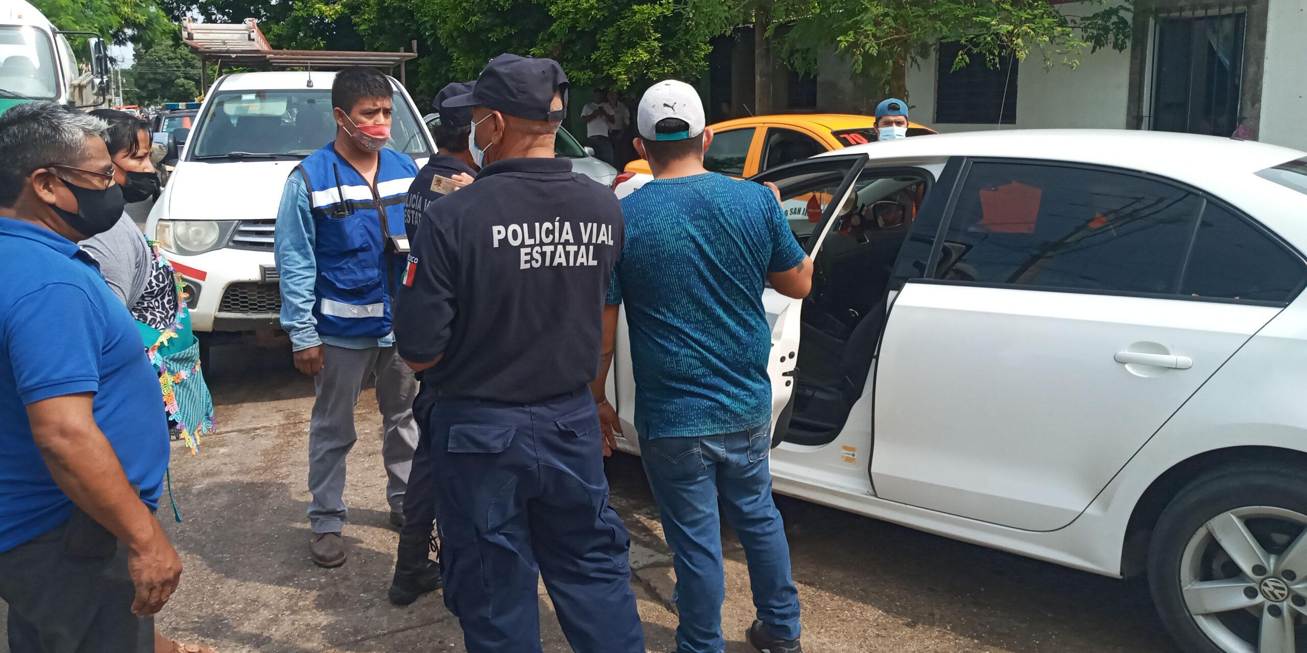 Choca ebrio conductor | El Imparcial de Oaxaca