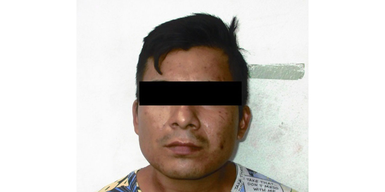 Atrapan a ladrón en el Mercado de Abasto   El Imparcial de Oaxaca