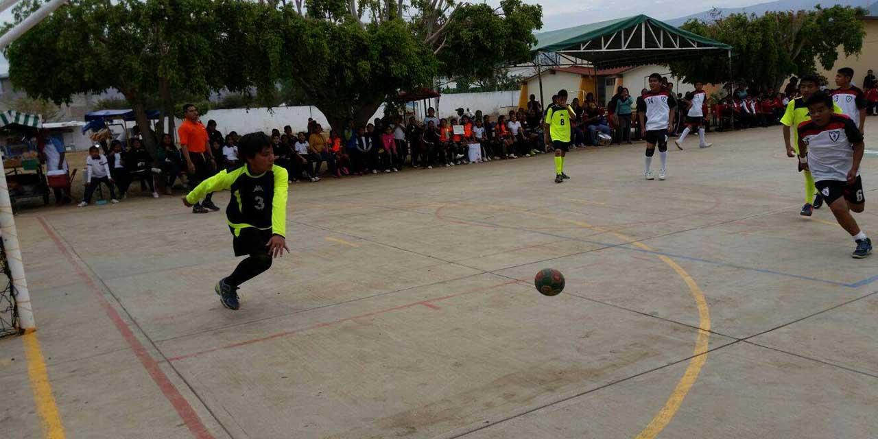 Toma fuerza el balonmano en la UABJO | El Imparcial de Oaxaca