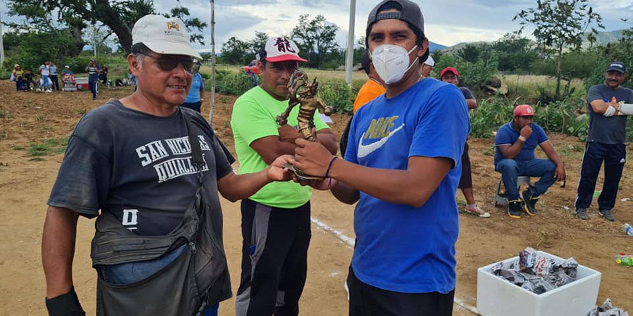 Donají y El Mogote, campeones   El Imparcial de Oaxaca