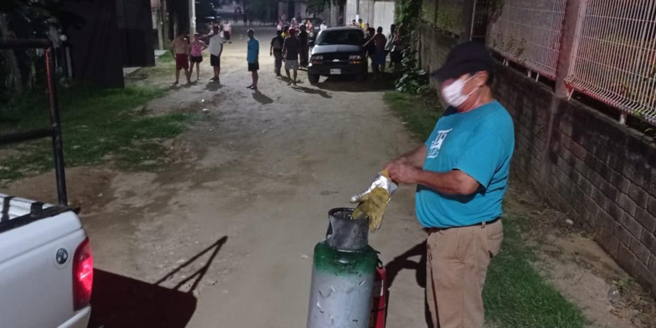Alarma por fuga de gas en un velorio en Pochutla | El Imparcial de Oaxaca