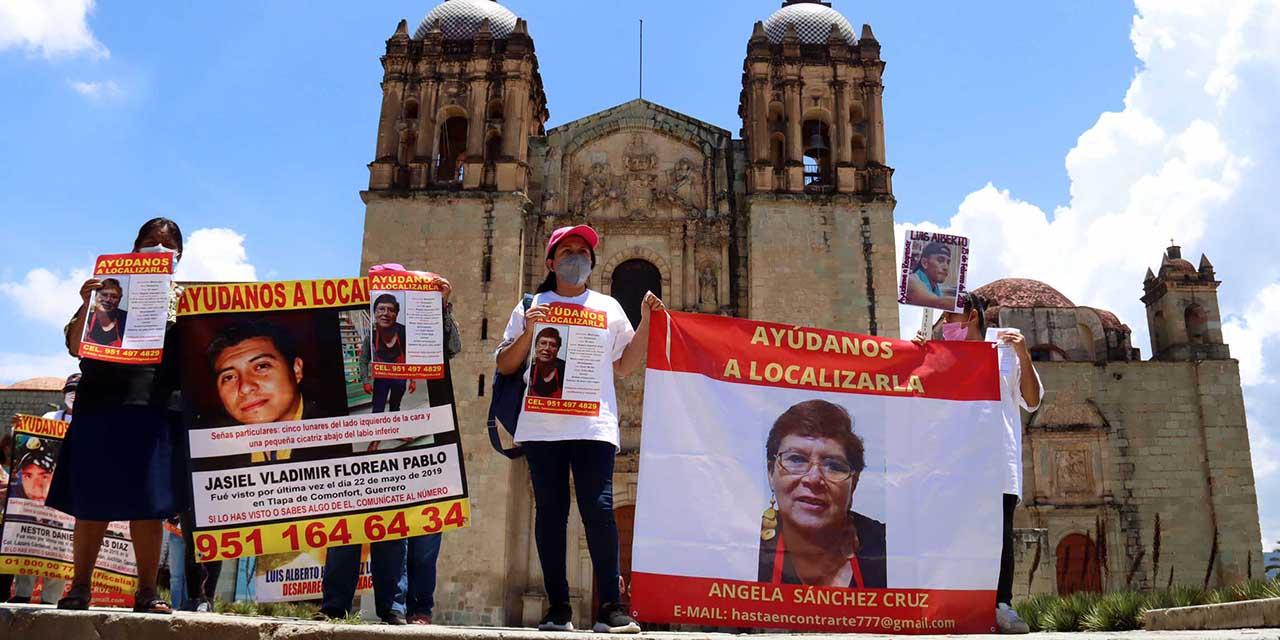 Comisión Estatal de Búsqueda, tres meses y sin presupuesto   El Imparcial de Oaxaca