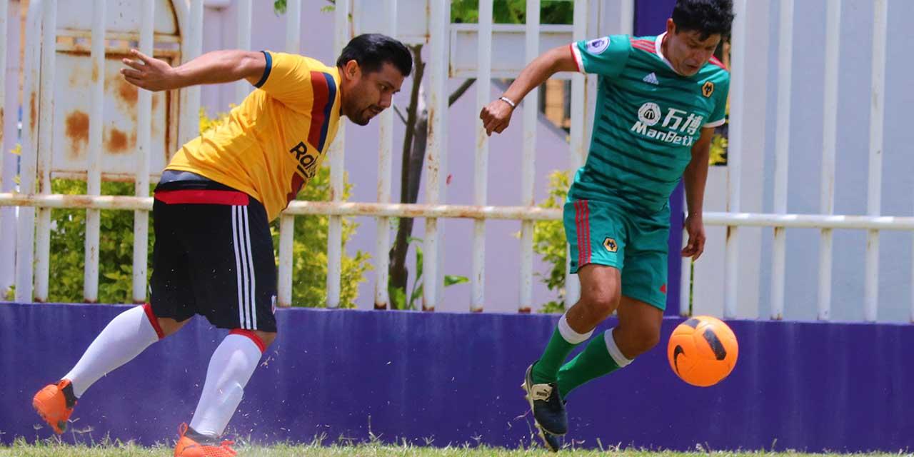Regresan los veteranos al futbol   El Imparcial de Oaxaca
