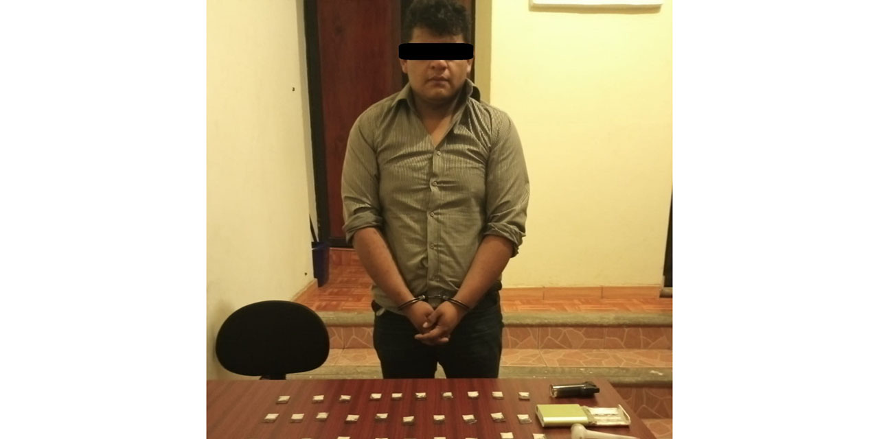 Capturan a vendedor de narcóticos en Etla | El Imparcial de Oaxaca