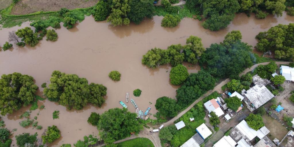 Monitorean nivel del Río Ostuta   El Imparcial de Oaxaca