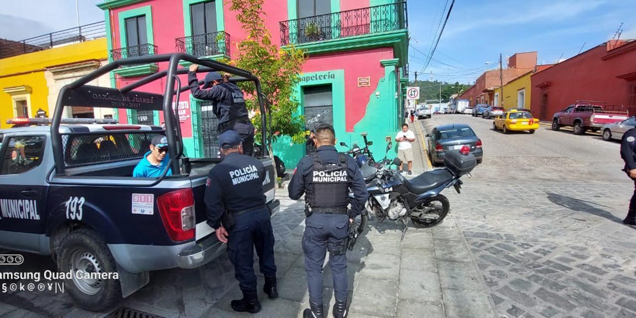 Arrollan a elementos de Policía Municipal