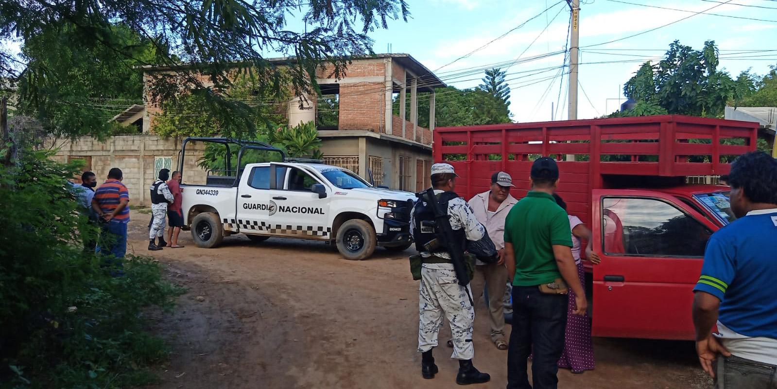 Detenido por robar camioneta estaquitas   El Imparcial de Oaxaca