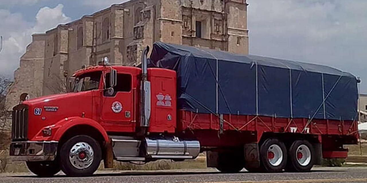 Crece parque vehicular de transporte de carga en Oaxaca   El Imparcial de Oaxaca