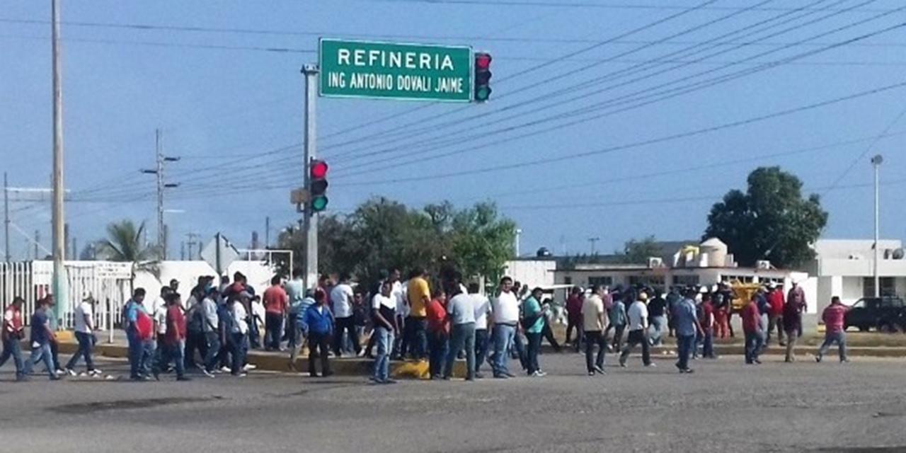 Por conflicto, inversiones de Salina Cruz en riesgo   El Imparcial de Oaxaca