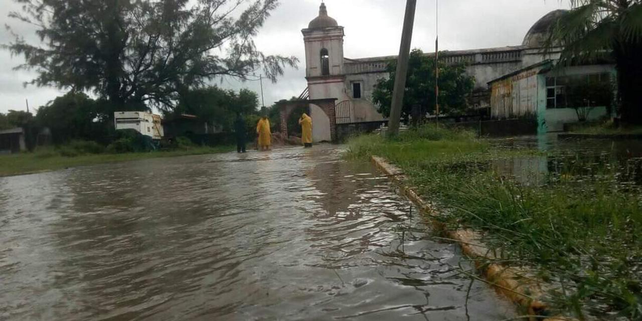 San Mateo del Mar bajo el agua | El Imparcial de Oaxaca