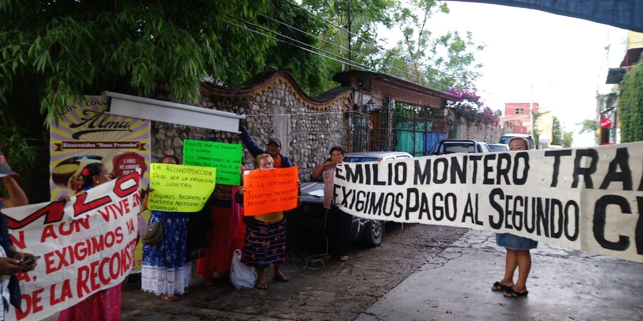 Destaca el número de protestas en el Istmo   El Imparcial de Oaxaca