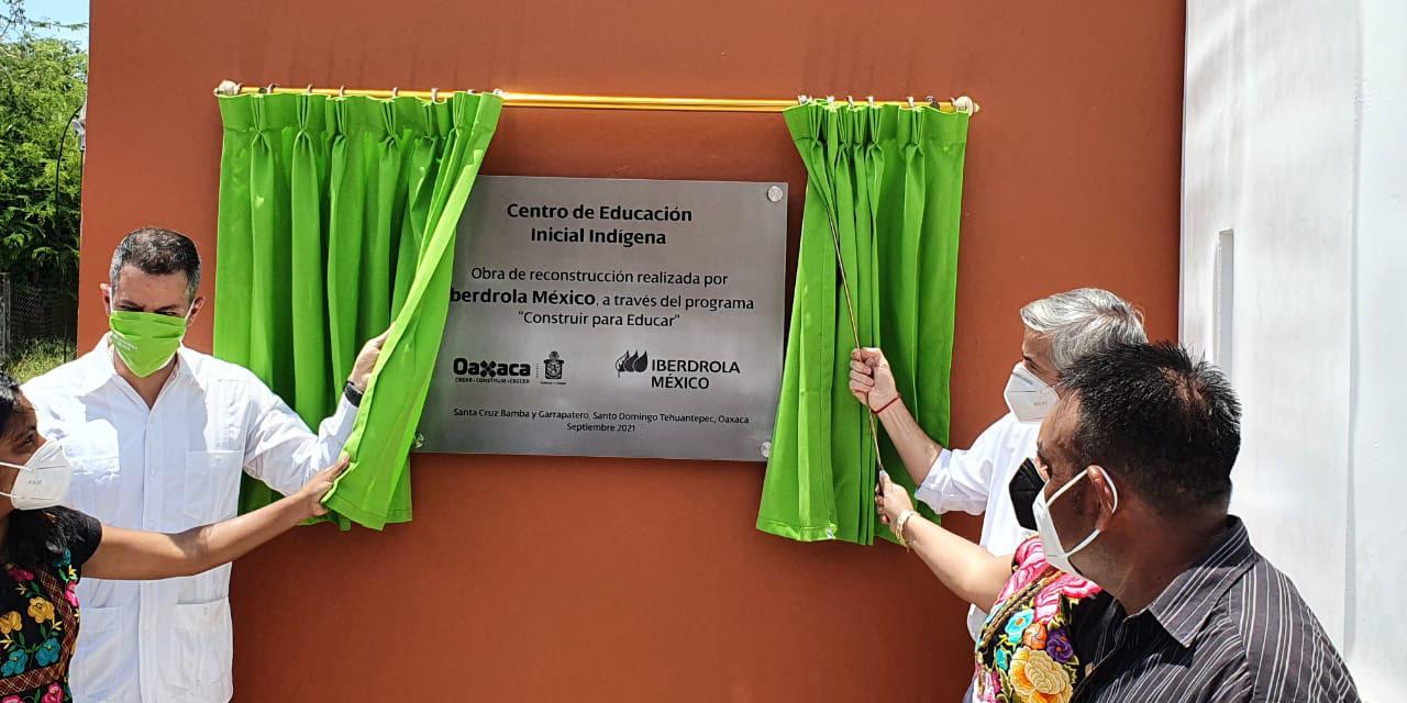 Inauguran Centro de Educación Indígena   El Imparcial de Oaxaca