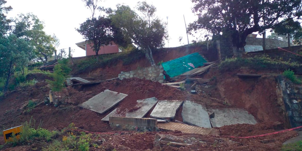 Reportan escuela a punto de caerse en Linda Vista Herradura, Nochixtlán | El Imparcial de Oaxaca