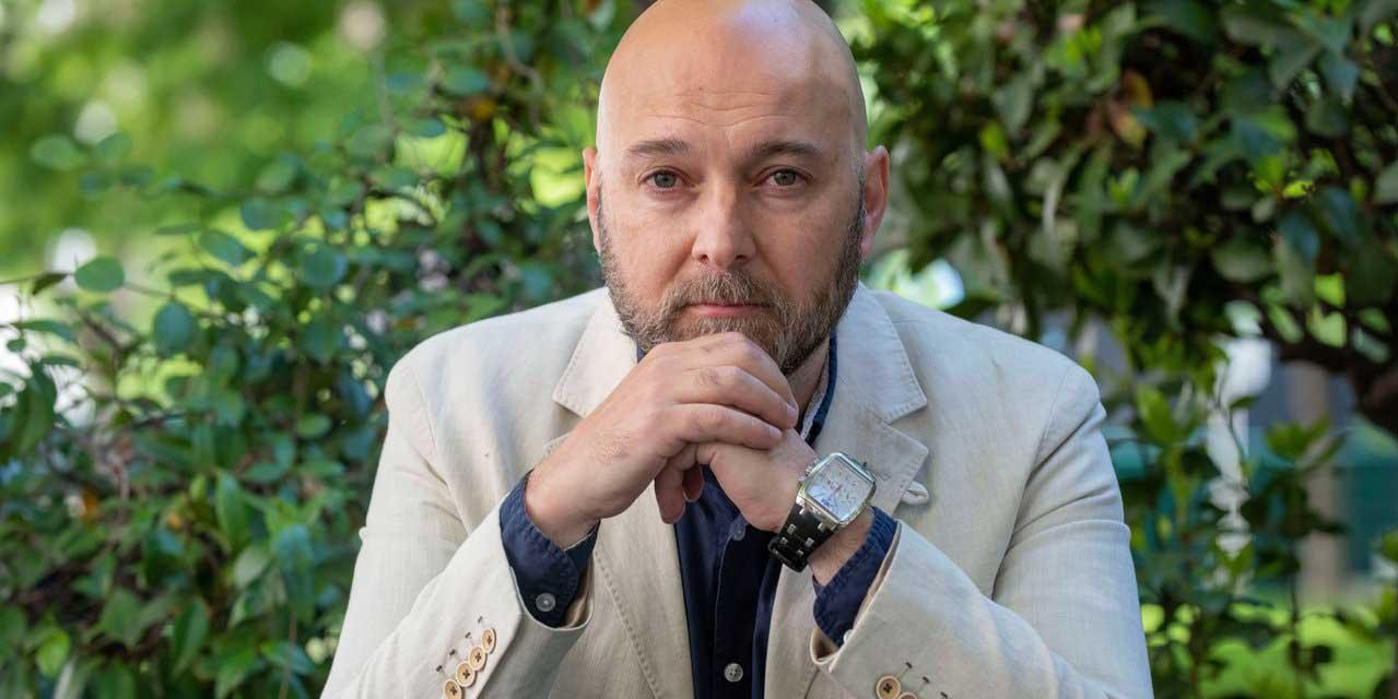 Fernando J. Múñez: Autor de una cocinera que le ha dado la vuelta al mundo | El Imparcial de Oaxaca