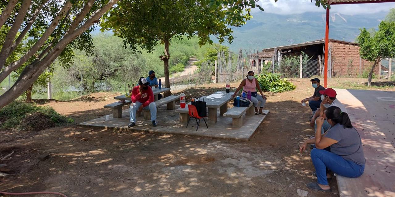 Inician clases presenciales en un jardín de niños de Cuicatlán   El Imparcial de Oaxaca