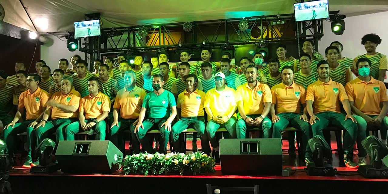 Emotiva presentación de Antequera FC   El Imparcial de Oaxaca