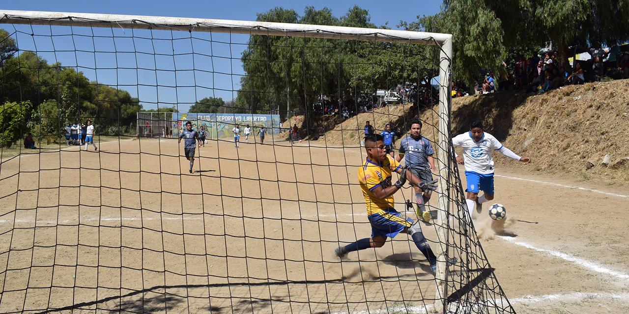 Liga Libertad se mantiene congelada por la pandemia   El Imparcial de Oaxaca