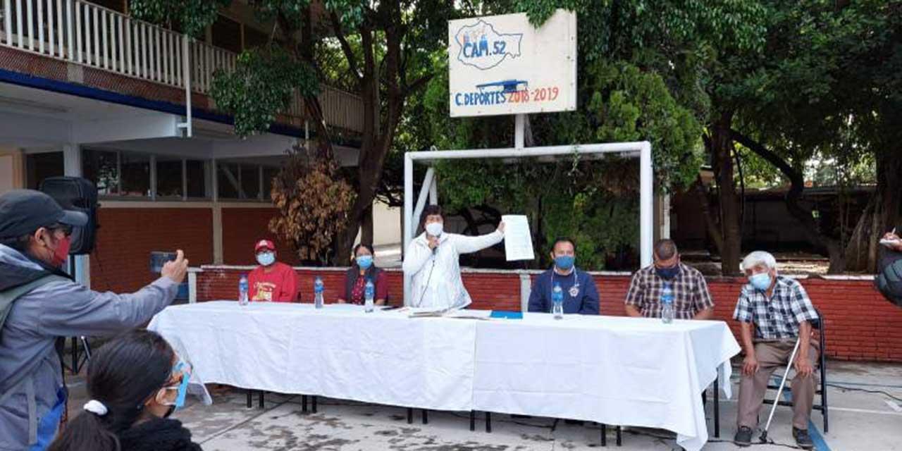 Gestan nuevo sindicato magisterial en Oaxaca   El Imparcial de Oaxaca
