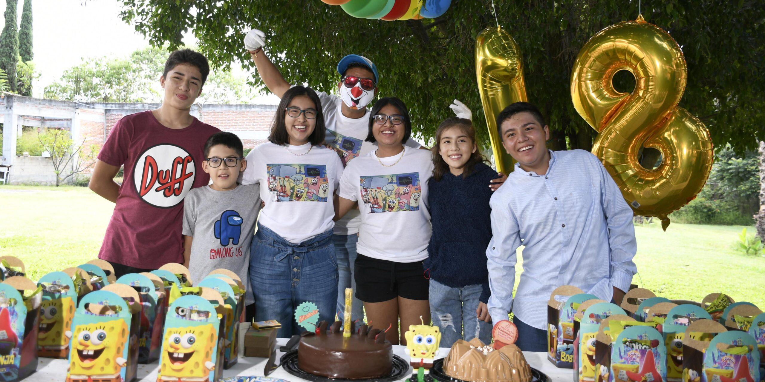 Festejan los 18  años de Fernanda | El Imparcial de Oaxaca