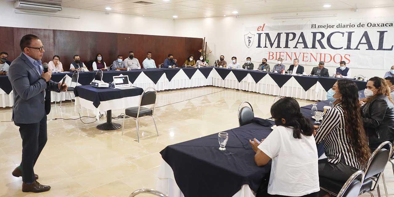 Rumbo a sus 70 años, El Imparcial se renueva   El Imparcial de Oaxaca