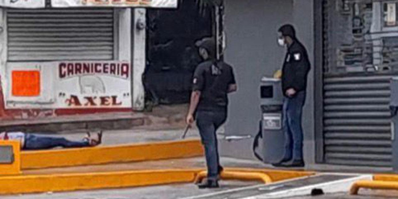 Asesinan a balazos a dos mujeres   El Imparcial de Oaxaca