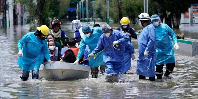 Paramédicos de ERUM rescataron a paciente del IMSS de Tula; fue trasladado en helicóptero | El Imparcial de Oaxaca