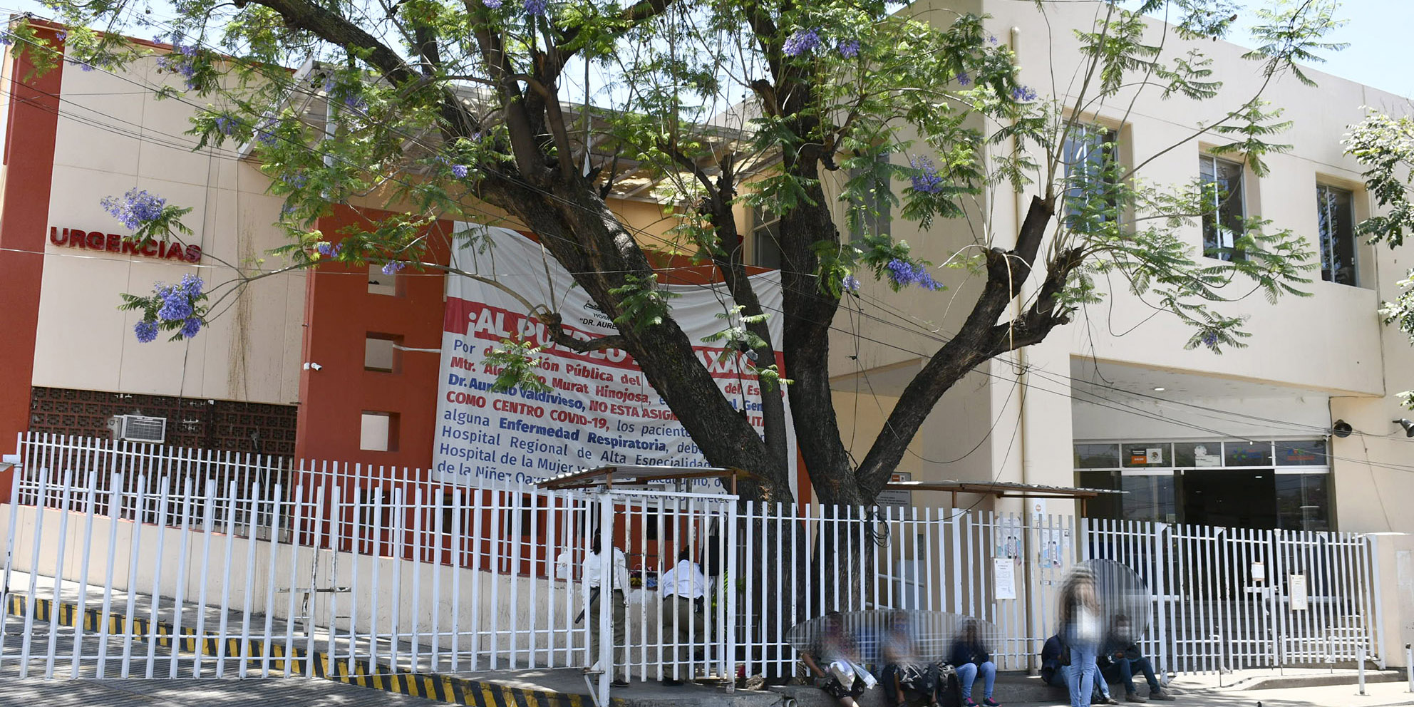 Ocupación hospitalariaen Oaxaca baja a 54.8%   El Imparcial de Oaxaca