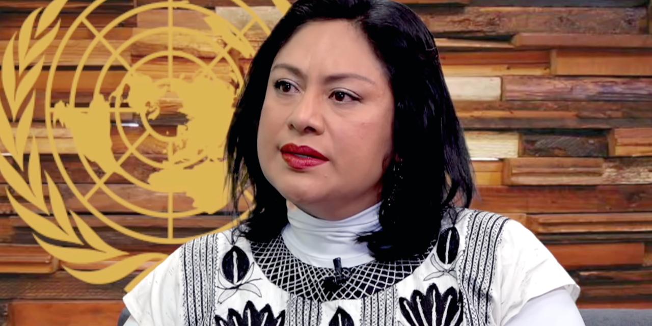 Faltan políticas públicas para proteger a los pueblos: Irma Pineda   El Imparcial de Oaxaca