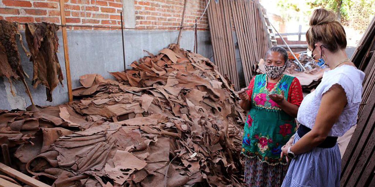 Crece economía de Oaxaca de la mano de las y los artesanos: IMM | El Imparcial de Oaxaca