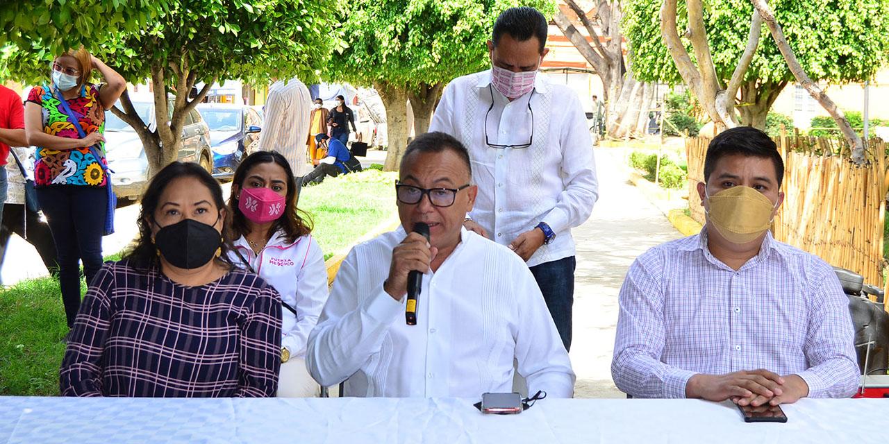 Inocente Castellanos irá otra vez por Xoxo | El Imparcial de Oaxaca