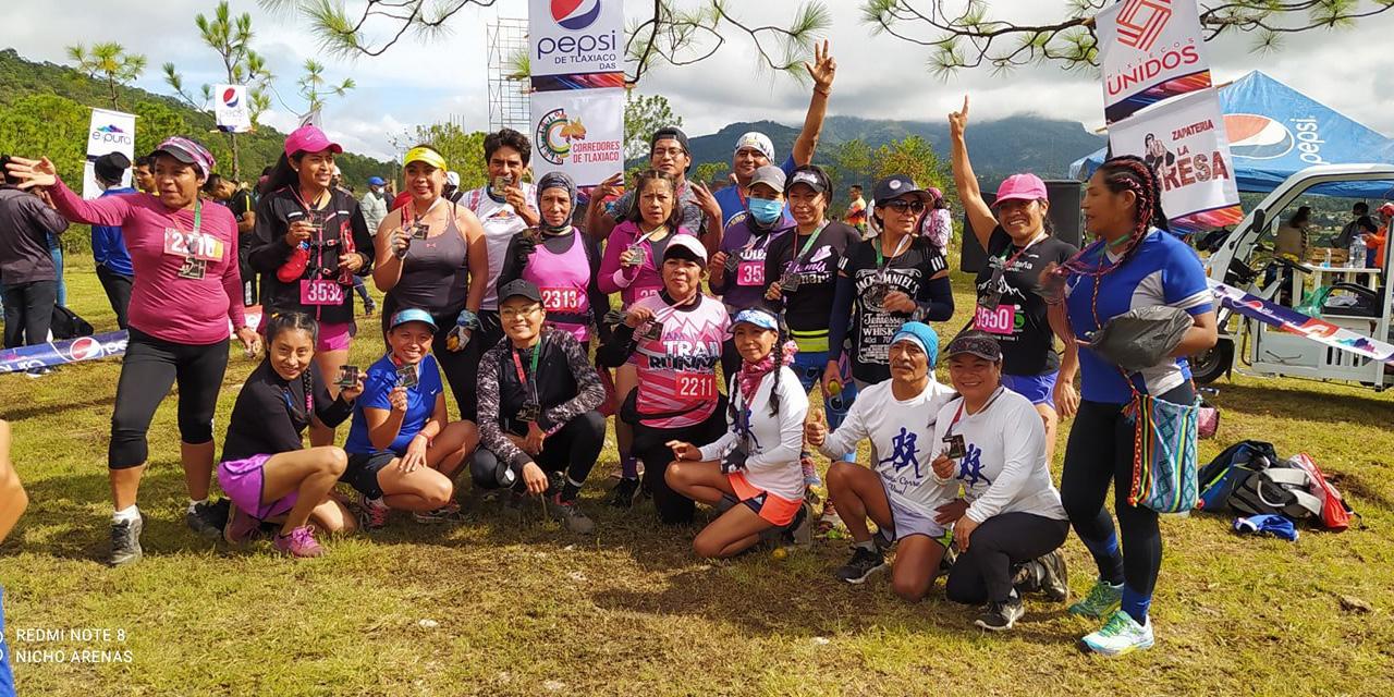 Jael Morales domina la Carrera | El Imparcial de Oaxaca