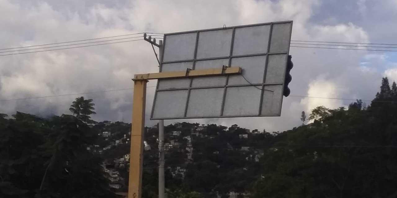 Señalamiento vial de Oaxaca a punto de colapsar | El Imparcial de Oaxaca