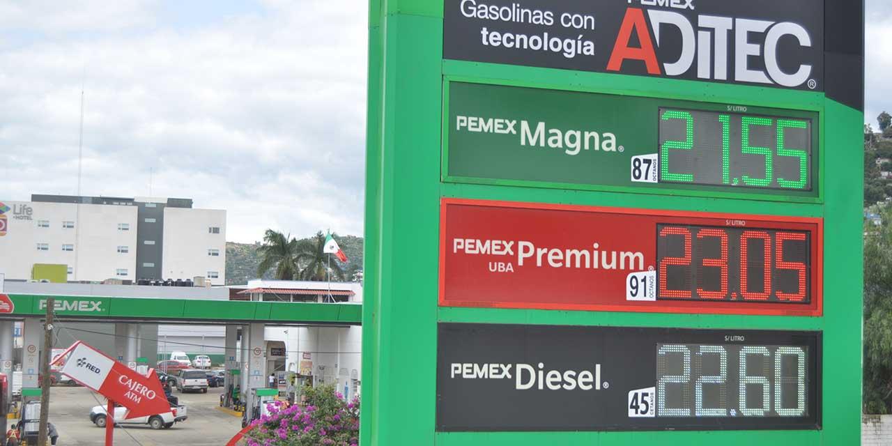 Diésel en Oaxaca se vende más caro que en cualquier parte del país | El Imparcial de Oaxaca